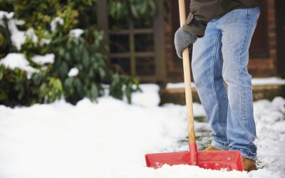 Shoveling with Care…