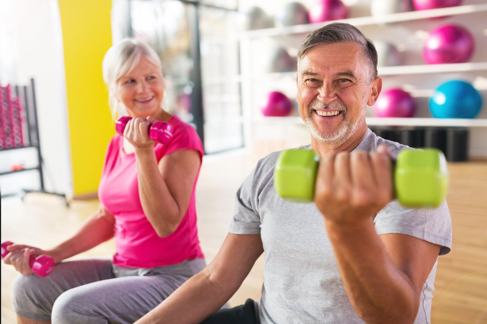 The Benefit of Exercise for Seniors