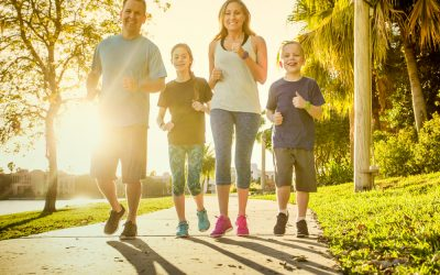 5 Benefits of Exercising as a Family